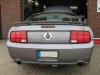 Ford Mustang GJ BJ 2008 Heckansicht