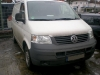 VW Transporter 5: Frontalansicht