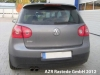 VW Golf 5 GTI Prins VSI DI: Heckansicht