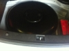 Mercedes Benz C 280 V6 Prins VSI: Gastank