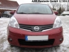 Nissan Note: Front