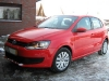 VW Polo 6R: Frontalansicht