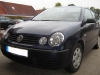 VW Polo 9N: Frontalansicht