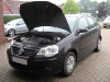 VW Polo 9N 1,4: Frontalansicht