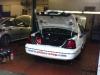 Ford Crown V8 Prins VSI: Heckansicht