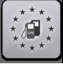 Europaweites Tankstellennetz